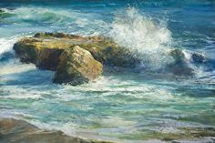 This site displays the fine art work of Gil Dellinger. Gil Dellinger is a world-renowned landscape, seascape, and figurative artist specializing in pastel and acrylic mediums. Gil Dellinger is a respected member of the Plein Air Painters Society, Pastel S Seascape Paintings, Nature Paintings, Landscape Paintings, Landscapes, Southwest Art, Beach Scenes, Magazine Art, Beautiful Artwork, Art Google