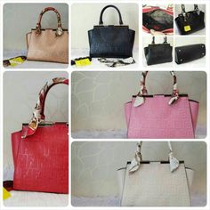 Fendi selma twilly super uk.30x12x23 - 280rb