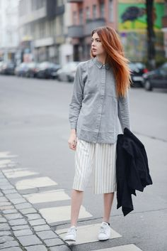 Sporty Tailoriong with Ebba Zingmark