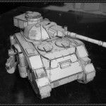 Warhammer 40K – pretty much every vehicle in 40k as a paper kit.