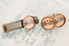 Hey, I found this really awesome Etsy listing at https://www.etsy.com/listing/112948604/bicycle-built-for-two-cuff-links-tie