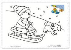 Winter Theme, Winter Sports, Pre School, Smurfs, Snoopy, Slee, Preschool Winter, Drawings, Astronauts