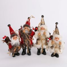 Christmas Decorations & Trees Christmas Santa Claus Doll Toy Christmas Tree Ornaments Decoration For Home Xmas & Garden Happy New Year Gift, New Year Gifts, Xmas Tree Decorations, Party Decoration, Christmas Gift Bags, Xmas Gifts, Christmas Things, Festival Party, Toy Trees