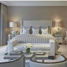 luxury modern master bedroom ideas #masterbedroom