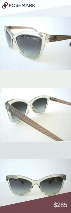 Chanel Sunglasses Excellent condition  56-17-140 Case included CHANEL Accessories Sunglasses