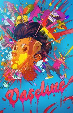 Vaseline Festival by Raul Urias