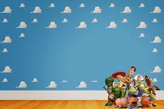 Toy Story 3: Invitaciones, Tarjetas o Marco de Fotos para imprimir Gratis.