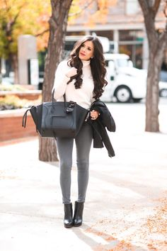 (+ booties to make your legs look a mile long!)