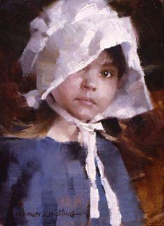 Pintura de Morgan Weistling