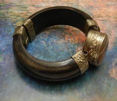 Bracelete Estilo Étnico Vintage Anos 70
