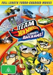 Team Hot Wheels - The Origin Of Awesome!