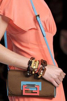 Fendi at Milan Fashion Week Spring 2011