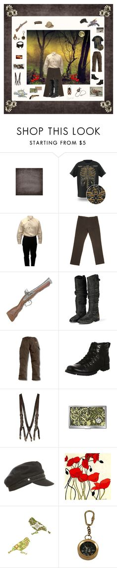 """What shall I wear to the Steampunk concert?"" by lisariel ❤ liked on Polyvore featuring ThinkGeek, Floyd, Dries Van Noten, Golden Goose, Carhartt, Kenneth Cole Reaction, CO, AllSaints and Topshop"