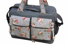 Diaper Bag Inside Divided Into Two Sections By Theyellowpacifier 69 00 Large Bags Stroller