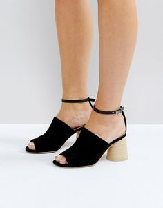 978ca31294d8 Buy Black Asos Heeled Sandals for woman at best price. Compare Sandals  prices from online stores like Asos - Wossel Global