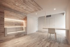 Image 7 of 18 from gallery of Shibuya Apartment 201 / Hiroyuki Ogawa Architects. Photograph by Kaku Ohtaki Flur Design, Hall Design, Tokyo Apartment, Apartment Interior, Apartment Ideas, Boconcept, Bauhaus, Agi Architects, Interior Architecture