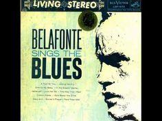 Harry Belafonte - Belafonte Sings The Blues (Vinyl, LP, Album) at Discogs