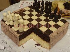 Twilight Cake, Baking Recipes, Cake Recipes, Chess Cake, Bithday Cake, Cakes For Boys, Bake Sale, Culinary Arts, Creative Cakes