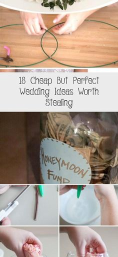 18 #Cheap But Perfect #Wedding Ideas Worth Stealing! #gardenweddingDecorations #Fairytalegardenwedding #Botanicalgardenwedding #gardenweddingPink #gardenweddingSuit