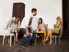 Buy funny scene in a coffee place by shotsstudio on PhotoDune. young people having fun in a coffee place Play Therapy Techniques, People Having Fun, Coffee Places, Funny Scenes, Teaching Methods, Young People, Have Fun, Stock Photos, Role Play