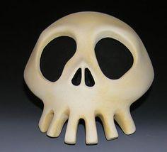 Nightmare before Christmas Skull inspiration....