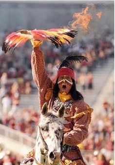 Florida State University: Chief Osceola