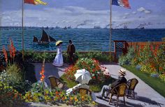 CLAUDE MONET 1/3 – One of his most famous Spring-related pieces is titled The Spring. In order to capture the changing of light and the passing of the seasons, his ambition of documenting the countryside led him to adopt a method of painting – the same scene many times. The Earth was Monet's muse. He ...