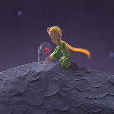大ヒット上映中!映画『リトルプリンス 星の王子さまと私』公式サイト