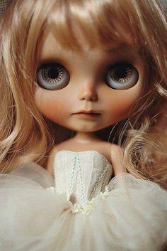 Blythe novia::: wedding doll::: Blythe doll