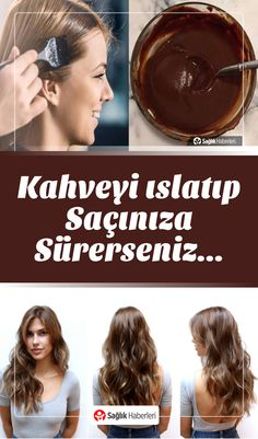 If you soak the coffee and apply it to your hair, look what .- If you soak the coffee and apply it to your hair, look what happens! # n… If you soak the coffee and apply it to your hair, look what happens! Beauty Care, Beauty Hacks, Curly Hair Styles, Natural Hair Styles, Baking Soda Shampoo, Dyed Natural Hair, Curly Hair Routine, Natural Hair Inspiration, Hair Health