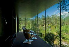 Jensen & Skodvin, The Juvet Landscape Hotel