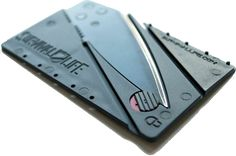FREE CREDIT CARD KNIFE