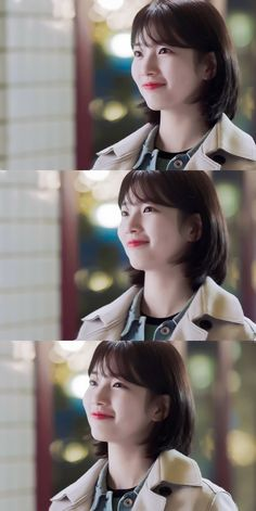 Bae Suzy, Korean Actresses, Korean Actors, Short Hair Cuts, Short Hair Styles, Miss A Suzy, Song Hye Kyo, Hair Reference, Face Expressions
