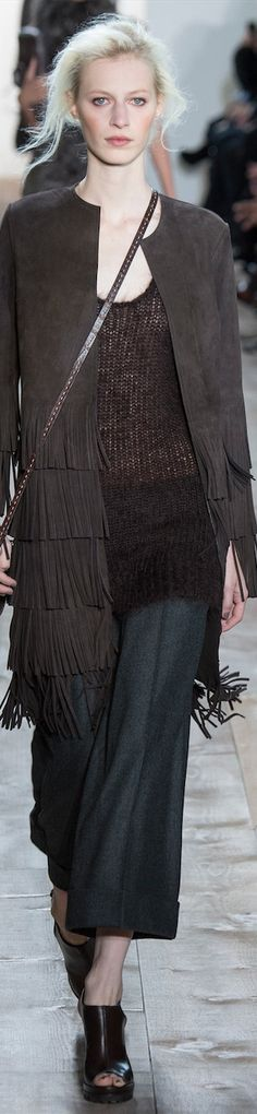 FALL 2014 Ready-To-Wear featuring Michael Kors