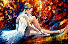 Sweet Dreams: Artista Leonid Afremov