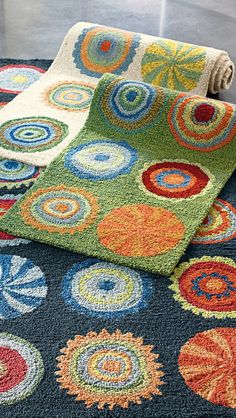 Circa indoor rug by Grandin Road