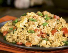 arroz cubano vegetariano
