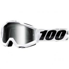 THOR MX Motocross Replacement Lens for Sniper//Conquer Goggles Silver Mirror