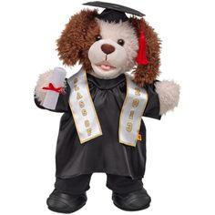 Grad Bear from Build a Bear
