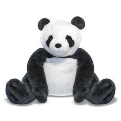 Jumbo Plush Panda