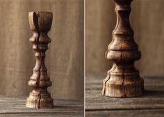 Sfesnic masiv din lemn, Florin Constantinescu