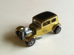 1968 Hot Wheels RedlineClassic 32 Ford by RedRavenCollectibles, $89.00