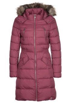 MARIA - Płaszcz puchowy - różowy