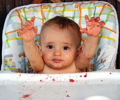 Baby Throwing Food? 10 Ways to Deal With It - Mothering.com