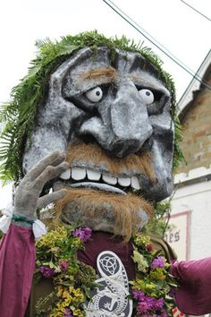 The Bolster Giant Puppet, St Agnes Carnival, in Cornwall May Events, Local Events, Days Out In Cornwall, Sands Resort, St Agnes, Celebration Around The World, Marionette, Beer Festival