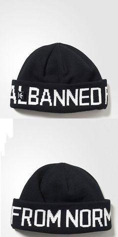 d6afd2ac739 Hats and Headwear 123876  Adidas Ay9369 Unisex Originals Rita Beanie  Knitwear Sports Cap Black White