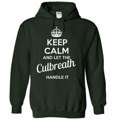 Culbreath - KEEP CALM AND LET THE Culbreath HANDLE IT - #gifts for boyfriend #homemade gift. BUY NOW => https://www.sunfrog.com/Valentines/Culbreath--KEEP-CALM-AND-LET-THE-Culbreath-HANDLE-IT-55575707-Guys.html?68278