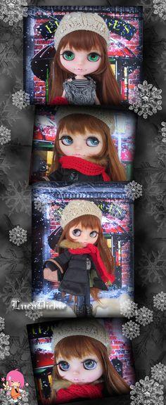 Блайт, Блайт куклы, куклы Blythe, пользовательские Блайт, нео Блайт, милый Блайт, каваи, милый, Rinkya, Япония, предметы коллекционирования