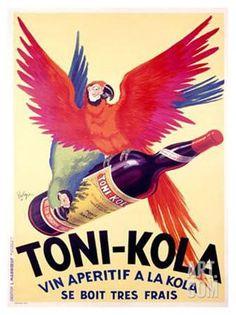 Toni-Kola Giclee Print by Robys (Robert Wolff) at Art.com