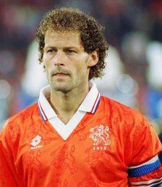 Dutch football player,Danny Blind ~ Sparta Rotterdam and Ajax